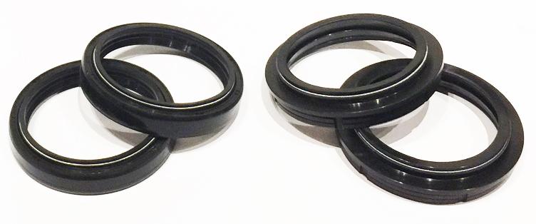 Fork Dust Wiper and Oil Seal Set Kawasaki 1999 2000 2001 2002 2003 KLR650